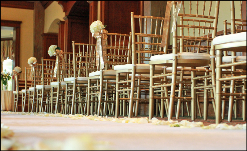 Wedding Chair Rental