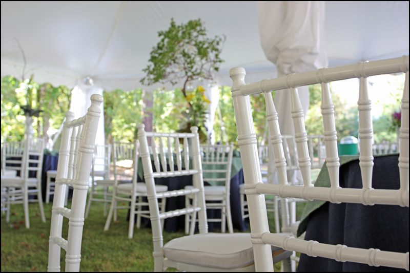 Chivari Chair Weddings