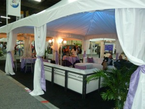 Wedding Tent Leg Covers Drapes