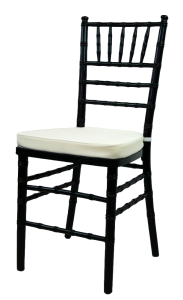 Chiavair Chair Rental Atlanta Black GA