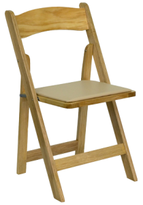 Georgia GA Athens Wedding Chair Wooden Folding