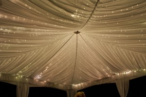 Wedding Tent Lighting Twinkle Lights