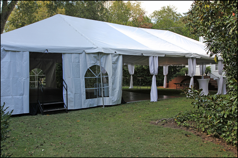 Georgia Wedding Tent