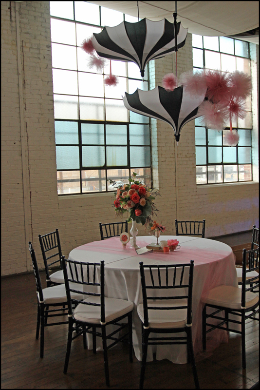 Hanging Centerpiece Ideas