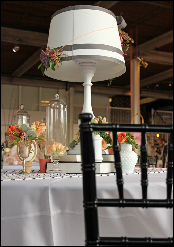 Wedding Centerpiece Lamp