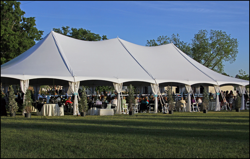 Warrenton GA Wedding Tent