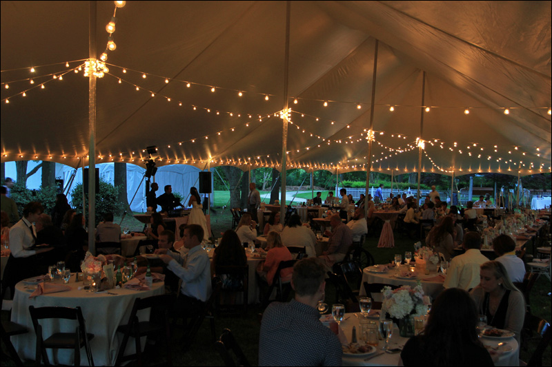 Wedding Tent Lighting Ideas Wedding String Lights Reception Lights