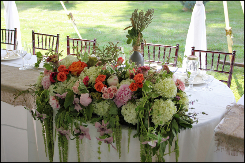 Athens GA Wedding Flowers