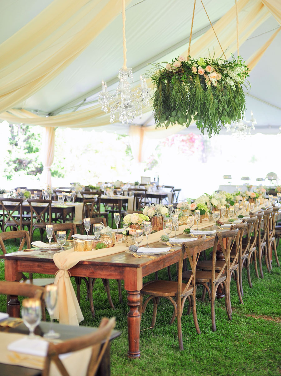 Estate Farm Tables King Farms Rental Goodwin Events