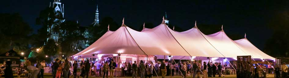 Amazing Tent Lighting Ideas