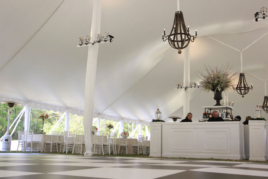 pinterest wedding tent