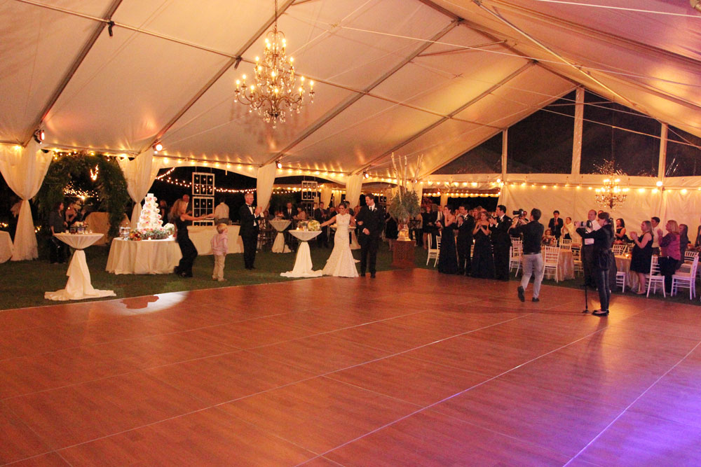 Dance Floor Rental Black Amp White Cherry Goodwin Events