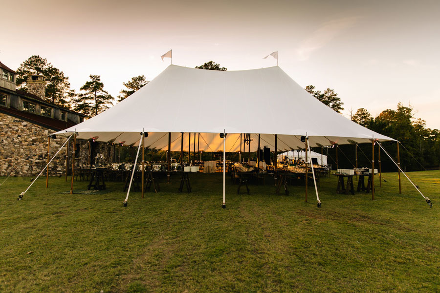Sailcloth Tent Rental & Tent Rental | Athens | Atlanta | Oconee | Goodwin Events