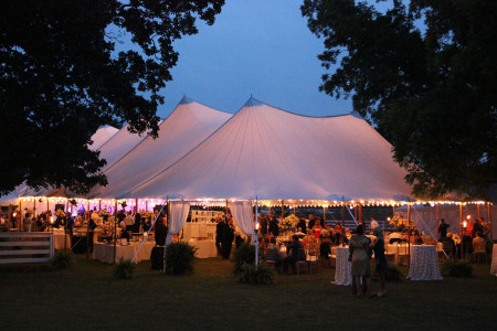 photos of sailcloth tents tidewater