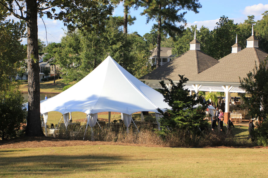 reynolds plantation pavilion tent photo