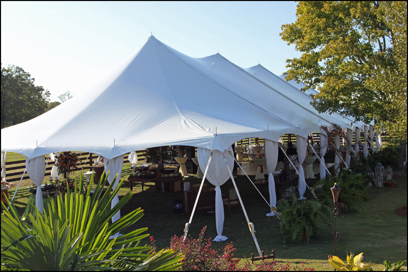 Georgia GA Wedding Tent Rental