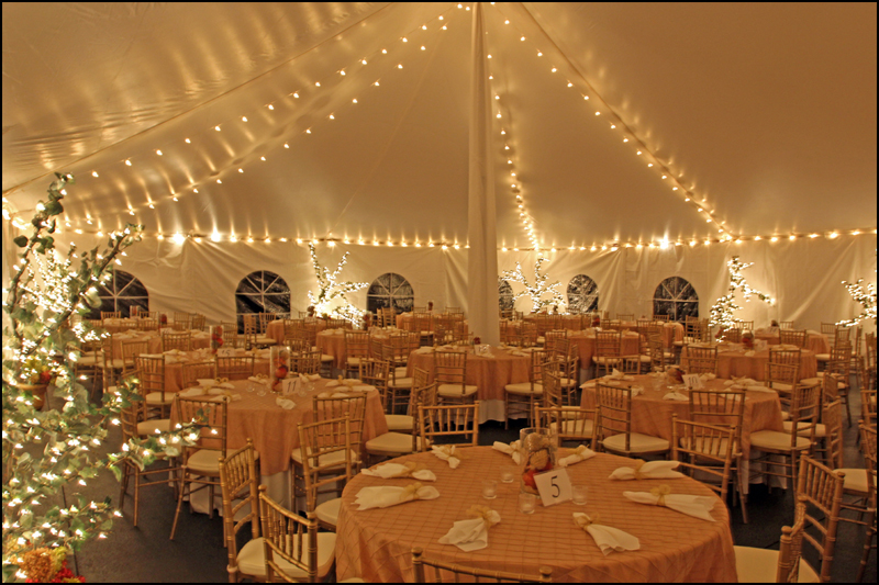 Southern Wedding Tent Ideas