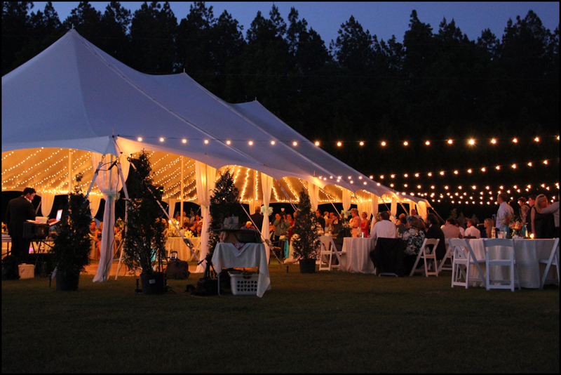 Cafe String Lighting for Parties Weddings