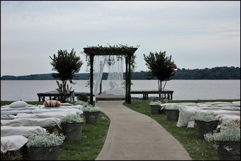 georgia lake wedding venue