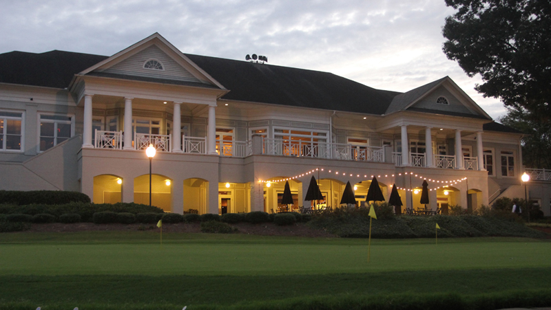 Athens Country Club Georgia ACC