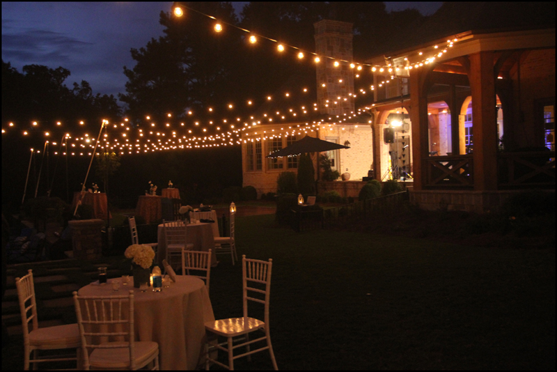 String Lights Europe : Athens GA Wedding at Oconee County Mansion Georgia Wedding Ideas Goodwin Events