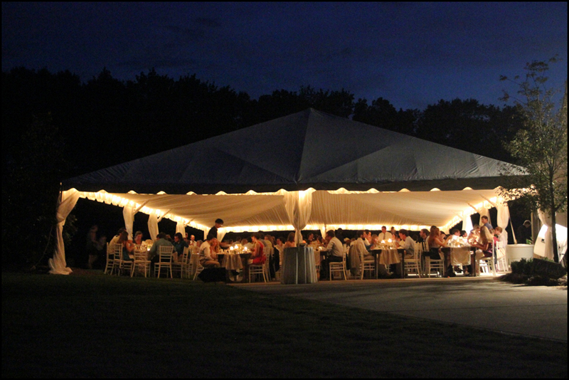 Oconee Wedding Tent
