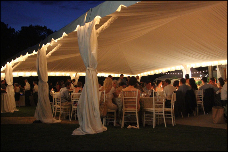 Tent Liner Lighting