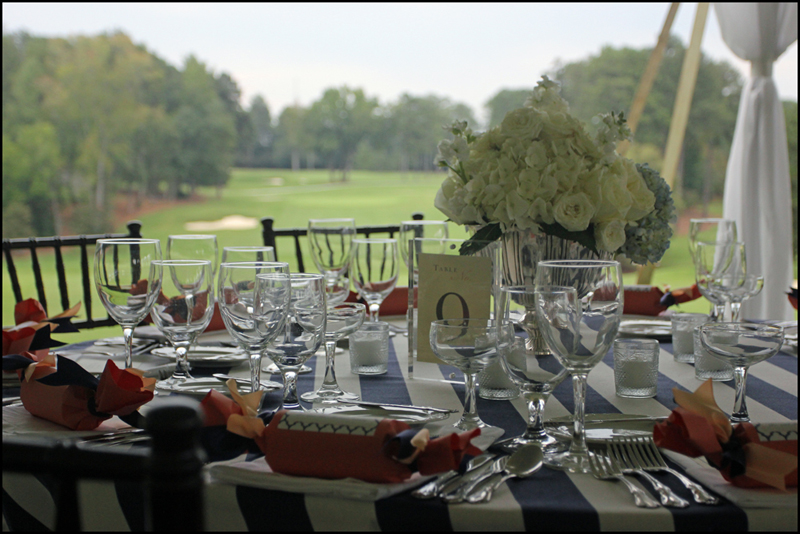 golf club wedding