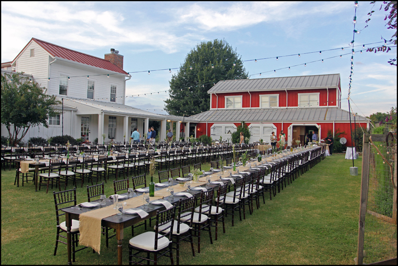 Farmhouse Inn Madison Ga Wedding