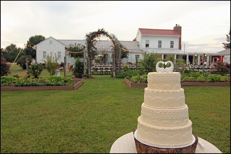 Madison GA Wedding Cake