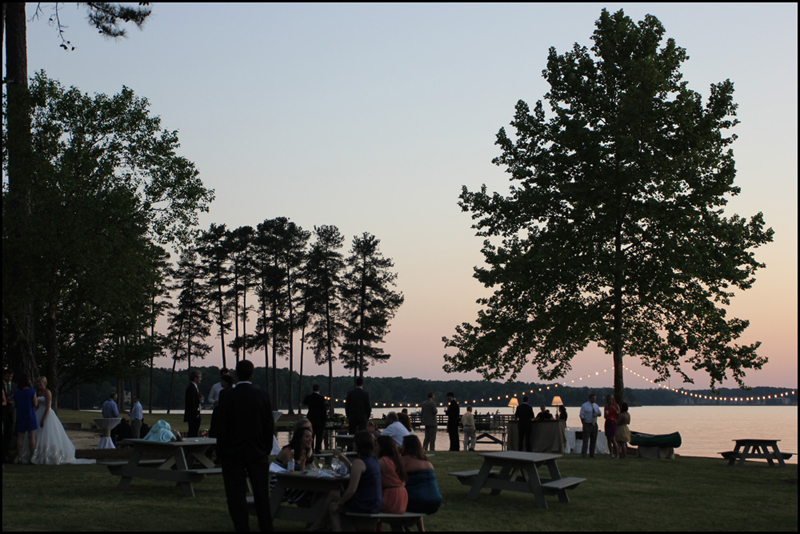 Weddings at Lake Oconee