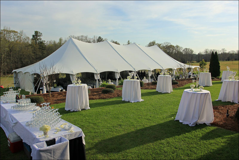Lincolnton GA Wedding Tent & Tent Wedding Reception Georgia | Lincolnton GA Wedding | Tent ...