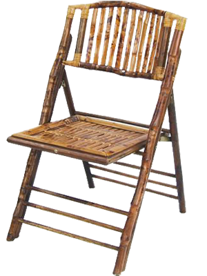 Bamboo-Folding-Chair