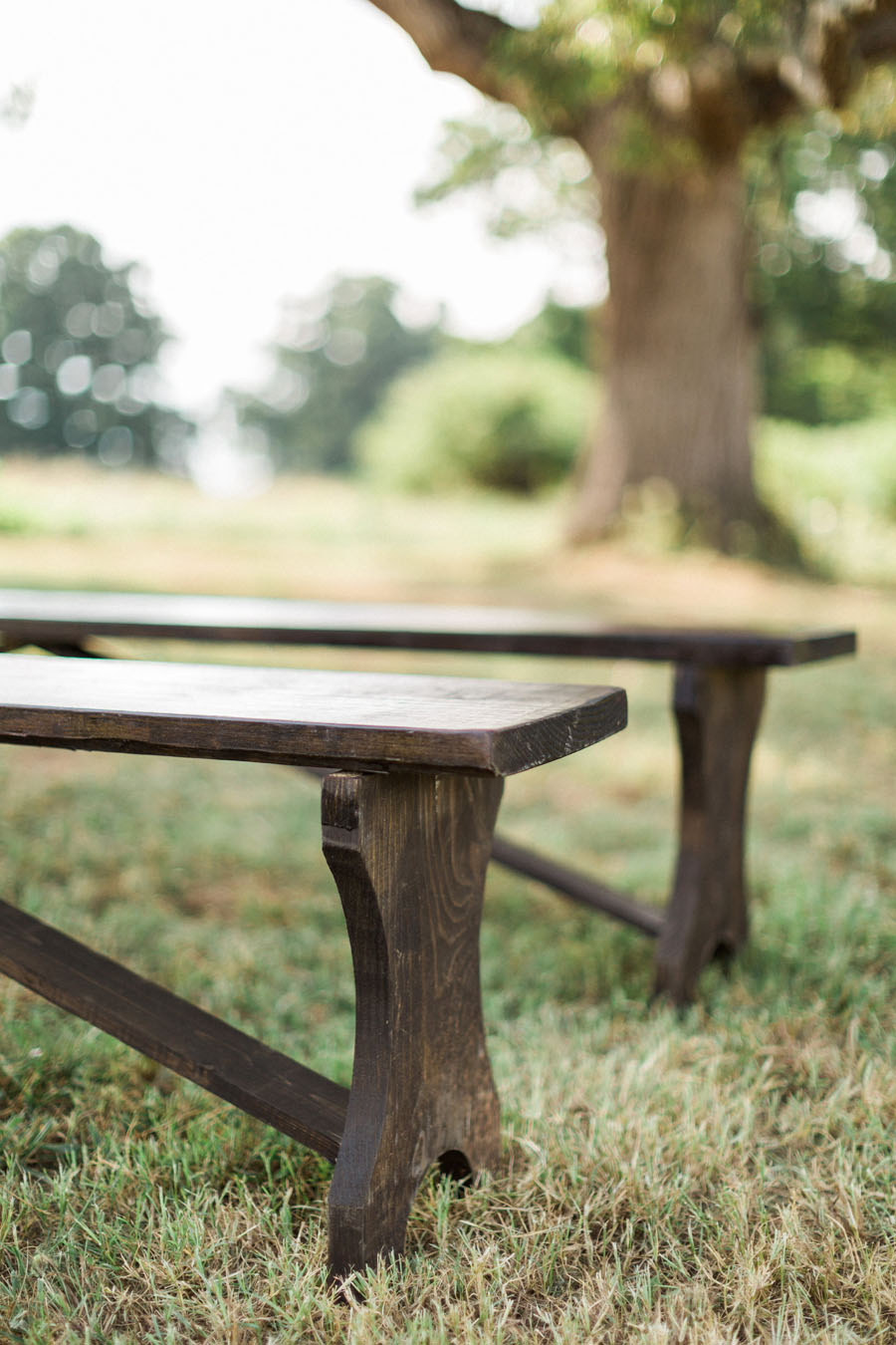 Goodwin Events Publishes Farmhouse benches