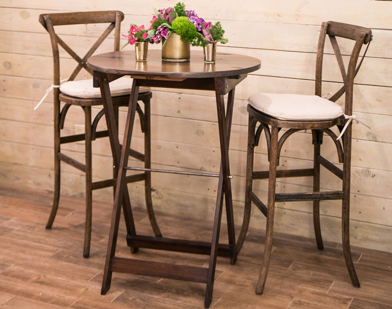 Bar Stool Rental Crossback Chair