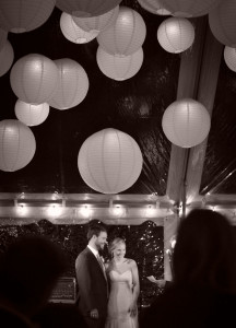 Paper-Lanterns-in-a-Clear-Tent