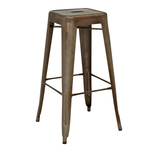 Tolix Bar Stool Rental Atlanta Athens GA