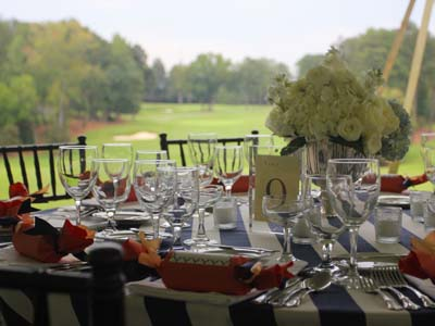 Golf Country Club Wedding