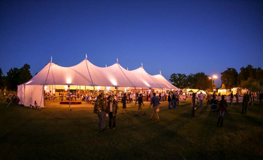Macon Octoberfest Macon Tent Rental Goodwin Events