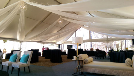 Food and Wine Tent