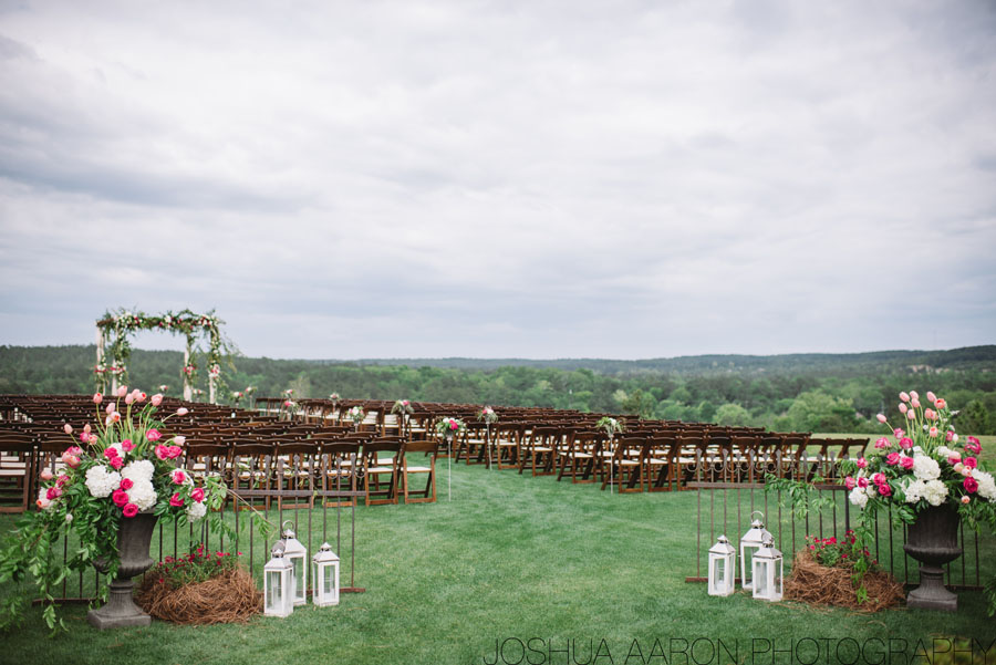 Sage valley ceremony photos goodwin events Sage valley