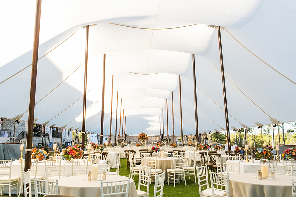 59x179 sailcloth tent rental