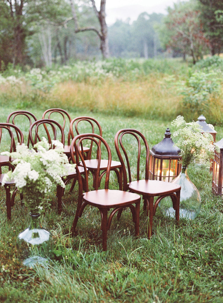 Bentwood Chairs for rental
